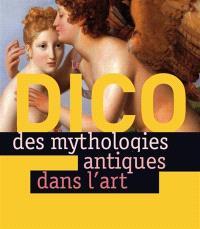 Dico des mythologies antiques dans l'art