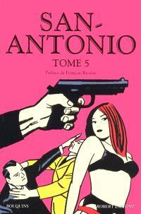 San-Antonio. Volume 5
