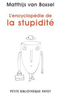 L'encyclopédie de la stupidité