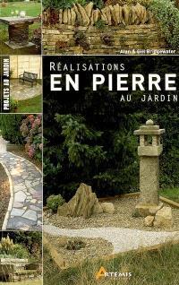 Réalisations en pierre au jardin