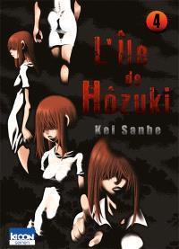 L'île de Hôzuki. Volume 4