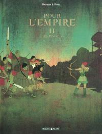 Pour l'Empire. Volume 2, Les femmes