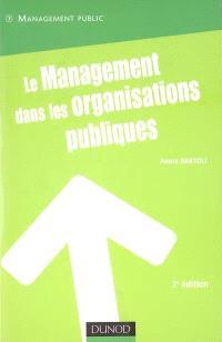 Le management dans les organisations publiques