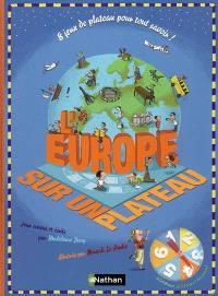 L'Europe : 8 jeux de plateau pour tout savoir !