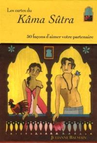 Les cartes du Kama-sutra : 50 façons d'aimer votre partenaire