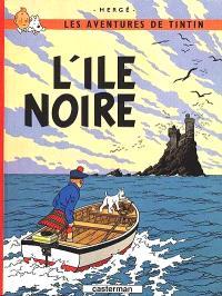 Les aventures de Tintin. Volume 7, L'île noire