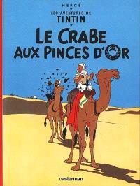 Les aventures de Tintin. Volume 9, Le Crabe aux pinces d'or