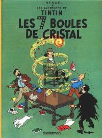 Les aventures de Tintin. Volume 13, Les 7 boules de cristal