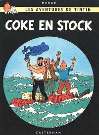 Les aventures de Tintin. Volume 19, Coke en stock