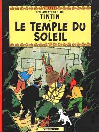 Les aventures de Tintin. Volume 14, Le temple du soleil