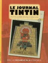 Le journal Tintin : les coulisses d'une aventure