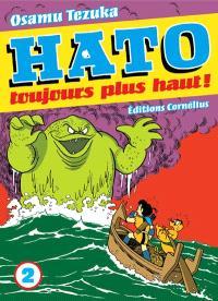 Hato : toujours plus haut !. Volume 2