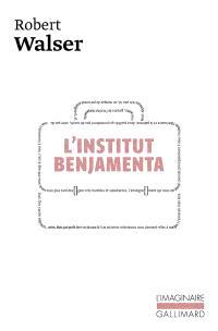 L'Institut Benjamenta (Jakob von Gunten)