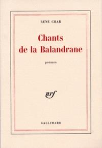 Chants de la Balandrane