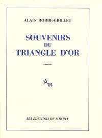Souvenirs du triangle d'or