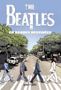 The Beatles : en bandes dessinées