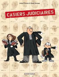 Casiers judiciaires. Volume 1