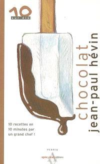Chocolat : 10 recettes en 10 minutes par un grand chef !