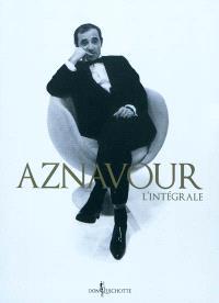 Aznavour : l'intégrale