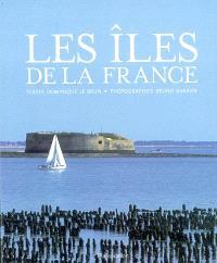 Les îles de la France
