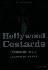 Hollywood costards : leçons de style, leçons de stars