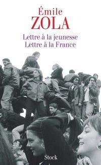 Lettre à la jeunesse; Lettre à la France