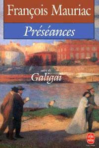 Préséances; Galigaï