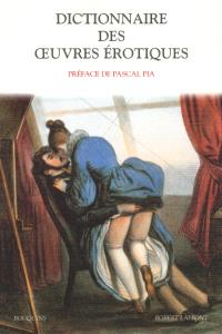 Dictionnaire des oeuvres érotiques