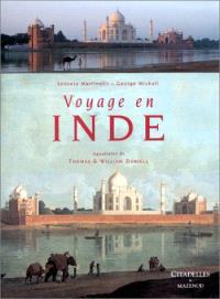 Voyage en Inde : aquatintes de Thomas et William Daniell