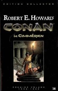 Conan. Volume 1, Le Cimmérien : 1932-1933