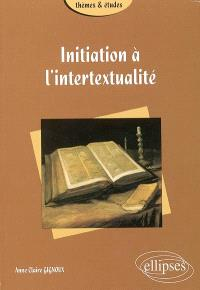 Initiation à l'intertextualité