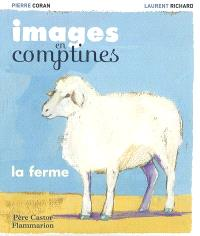 Images en comptines, La ferme
