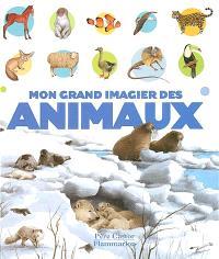 Mon grand imagier des animaux