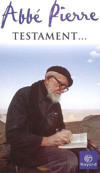 Testament...