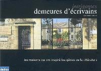 Intrigantes demeures d'écrivains : les maisons qui ont inspiré les génies de la littérature
