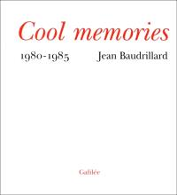 Cool memories. Volume 1, 1980-1985