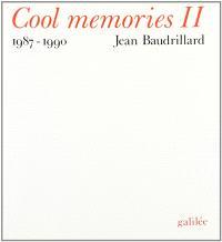 Cool memories. Volume 2, 1987-1990
