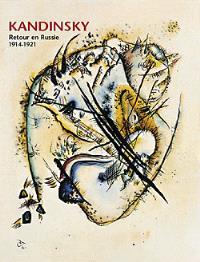 Kandinsky, retour en Russie, 1914-1921 : oeuvres sur papier