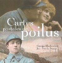 Cartes postales de Poilus