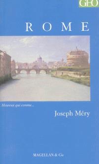 Rome : souvenirs de voyage