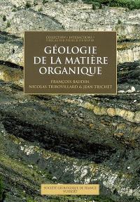 Géologie de la matière organique