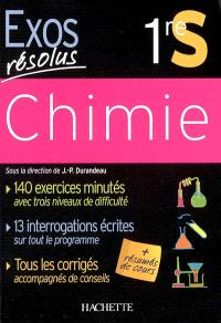 Chimie 1re S
