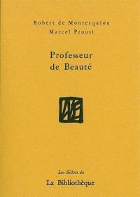 Professeur de beauté