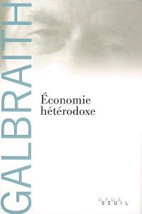 Economie hétérodoxe