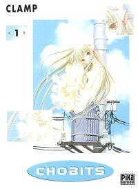 Chobits. Volume 1