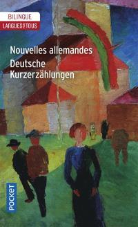 Nouvelles allemandes = Deutsche Kurzerzählungen