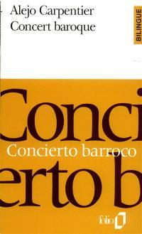 Concert baroque = Concierto barroco