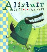 Alistair le crocodile vert