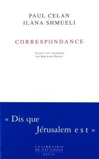 Correspondance (1965-1970)