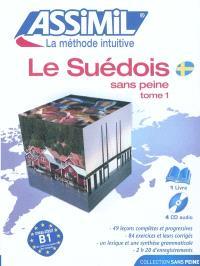 Le suédois sans peine. Volume 1